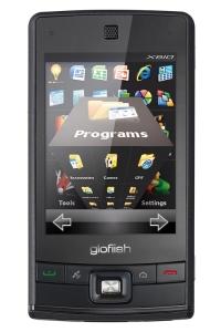 E-TEN glofiish X610 telefon