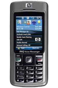 HP iPAQ 510 telefon