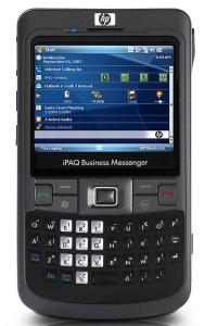 HP iPAQ 910c telefon