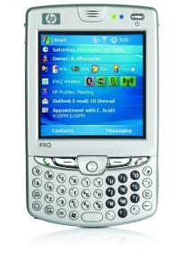 HP iPAQ hw6915 telefon