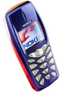 Nokia 3510i telefon