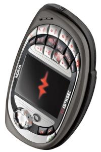 Nokia N-Gage QD telefon