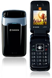 Sagem my202C telefon