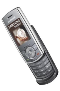 Samsung SGH-J610 telefon