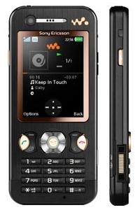 Sony Ericsson W890i telefon